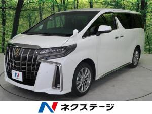 トヨタ アルファード 2.5S タイプゴールド 4WD 現行 7人 衝突軽減装置