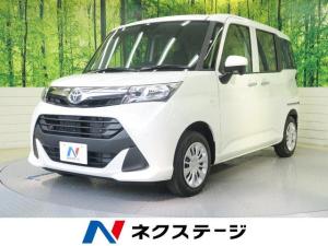 トヨタ タンク X S スマートアシストIII クリアランスソナー