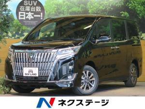 トヨタ エスクァイア Gi プレミアムパッケージ 登録済未使用車 プリクラッシュ