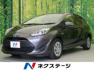 トヨタ アクア S メモリーナビ バックモニター ETC キーレスエントリー