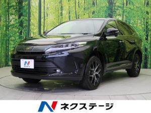 トヨタ ハリアー プレミアム スタイルノアール 登録済未使用車 特別仕様車