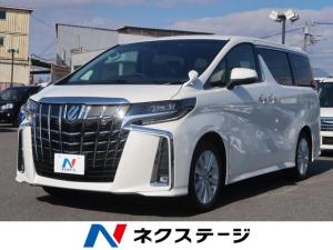 トヨタ アルファード 2.5S 登録済み未使用車 両側電動スライドドア
