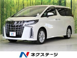 トヨタ アルファード 2.5S Wサンルーフ セーフティセンス レーダークルーズ