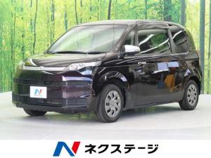 トヨタ スペイド F ジャック 電動スライド スマートキー 純正ナビ