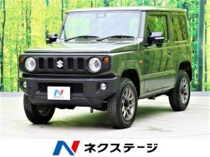 スズキ ジムニー XC 衝突軽減装置 社外SDナビ スマートキー フルセグ