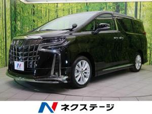 トヨタ アルファード 2.5S モデリスタエアロ 新型ディスプレイオーディオ