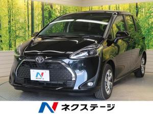 トヨタ シエンタ G クエロ 登録済み未使用車 セーフティセンス 両側電動 LEDヘッド&フォグ オートハイビーム スマートキー アイドリングストップ