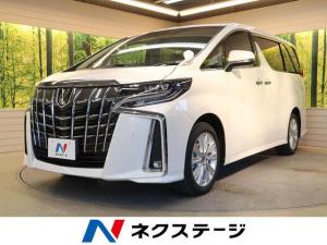 トヨタ アルファード 2.5S 新型 ディスプレイオーディオ