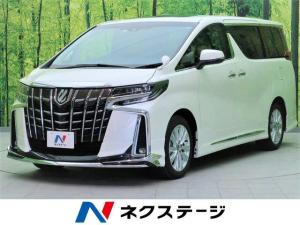 トヨタ アルファード 2.5S 登録済み未使用車 衝突軽減 モデリスタエアロ