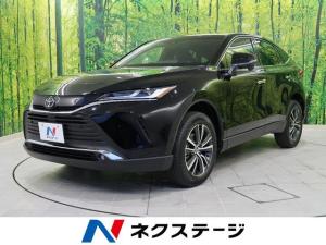 トヨタ ハリアー G セーフティセンス パワーバックドア LEDヘッド