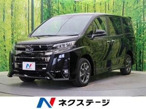 トヨタ ノア Si ダブルバイビーII 4WD 両側パワスラ LEDヘッド
