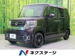 ホンダ N-BOXカスタム G特別仕様車SSブラックスタイルパッケージ 純正7型ナビ