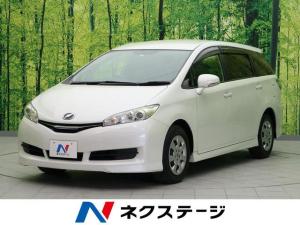 トヨタ ウィッシュ 1.8X SDナビ バックカメラ プッシュスタート