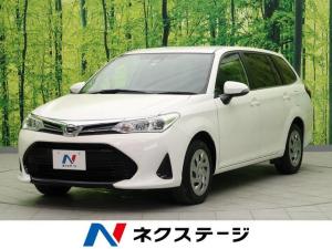 トヨタ カローラフィールダー 1.5G 社外ナビ セーフティセンス