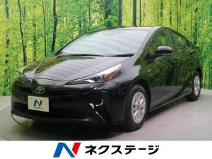 トヨタ プリウス S セーフティセンス LEDヘッド 登録済未使用車