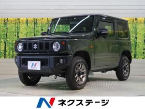 スズキ ジムニー XC 4WD 純正8型SDナビ 衝突軽減 シートヒーター