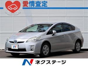 トヨタ プリウス G 純正SDナビ・クルーズコントロール・ETC・禁煙車