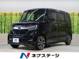 ホンダ N-BOXカスタム G・Lホンダセンシング 純正SDナビ バックモニター