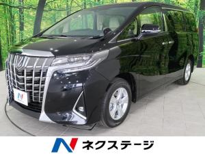 トヨタ アルファード 2.5X 4WD ディスプレイオーディオ 衝突被害軽減装置