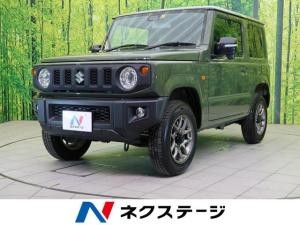スズキ ジムニー XC KENWOODオーディオ 4WD シートヒーター