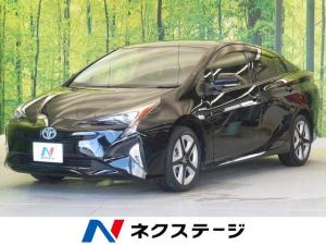 トヨタ プリウス Sツーリングセレクション ALPINE9型ナビ フルセグTV