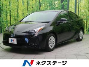 トヨタ プリウス S SDナビ LEDヘッド スマートキー バックカメラ ETC オートライト 純正15インチアルミ