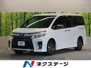 トヨタ ヴォクシー ZS 煌 純正9型ナビ 後席モニター 両側電動スライド