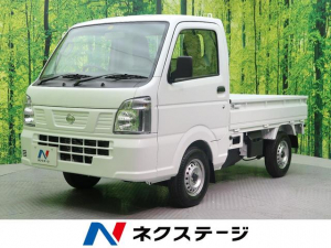 日産 NT100クリッパートラック DX 5速マニュアル 届出済未使用車 純正オーディオ ABS ヘッドライトレベライザー スペアタイヤ