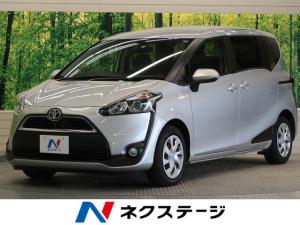 トヨタ シエンタ X セーフティセンス ナビレディPKG 電動スライド 7人乗