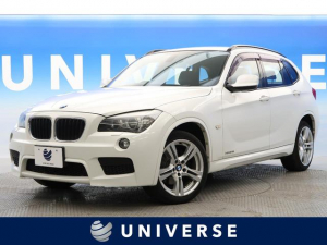 BMW X1 xDrive 20i Mスポーツ iDriveナビゲーションパッケージ 禁煙車 コンフォートアクセス 純正ナビ HIDヘッドライト