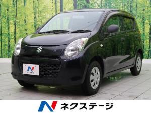 スズキ アルト F 社外ナビ キーレス ドラレコ ドアバイザー ABS 自社買取車両