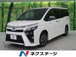 トヨタ ヴォクシー ZS 煌 寒冷地仕様 純正9型ナビ フルセグTV 4WD