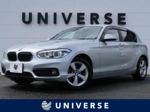BMW 1シリーズ 118d スポーツ パーキングPKG 純正HDDナビ バックカメラ LEDヘッドランプ スポーツシート クルーズコントロール ドライビングアシスト