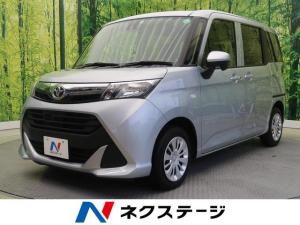 トヨタ タンク X S 純正SDナビ スマートキー パワースライドドア バックカメラ