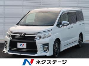 トヨタ ヴォクシー ZS 純正9型ナビ/フルセグ/バックカメラ/両側電動/スマートキー/LEDヘッドライト・フォグ/ETC