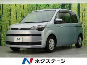 トヨタ スペイド X 純正SDナビフルセグ 電動スライドドア ETC スマートキー アイドリングストップ ヘッドライトレベライザー バニティミラー