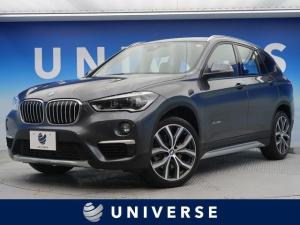 BMW X1 xDrive 20i xライン コンフォートパッケージ ハイラインパッケージ オプション19インチAW シートヒーター パワーバックドア インテリセーフティ 純正HDDナビ