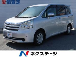 トヨタ ノア X Lセレクション SDナビ フルセグ 電動スライドドア スマートキー ETC HIDヘッド
