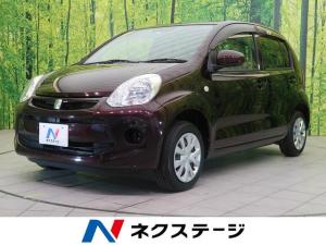 トヨタ パッソ X 自社買取車輌 禁煙車 純正CDオーディオ プライバシーガラス 横滑り防止装置 アイドリングストップ