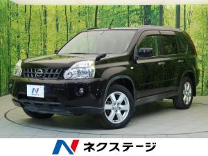 日産 エクストレイル 20Xtt 純正7インチナビ 4WD バックカメラ ETC シートヒーター クルーズコントロール CD/DVD再生 Bluetooth フォグ