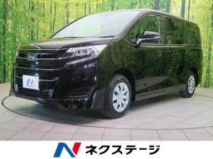 トヨタ ノア X 登録済未使用車 TSS-C 両側パワスラ スマートキー LED 7人乗り クルコン ステリモ AHB