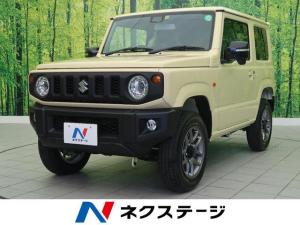 スズキ ジムニー XC 5MT 4WD LEDヘッドライト クルコン ターボ 前席シートヒーター スマキー 禁煙車