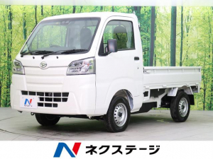 ダイハツ ハイゼットトラック スタンダードSAIIIt 4WD 届出済み未使用車 5速MT エアコン