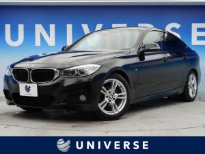 BMW 3シリーズ 320iグランツーリスモ Mスポーツ 純正ナビ バックカメラ インテリジェントセーフティ クルーズコントロール ドライビングアシスト コンフォートアクセス Mスポーツサスペンション パワーバックドア HID 純正18AW