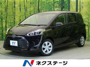 トヨタ シエンタ X 登録済未使用車 衝突軽減装置 電動スライド ソナー アイドリングストップ プライバシーG 盗難防止