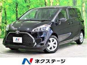 トヨタ シエンタ X 登録済未使用車 スマートエントリーパッケージ プッシュスタート 電動オート格納ミラー 電動スライドドア 7人乗り アイドリングストップ