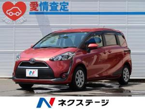 トヨタ シエンタ G 両側電動ドア・SDナビ・禁煙車・バックカメラ・フルセグTV・ETC・アイドリングストップ・Bluetooth接続・6人乗り