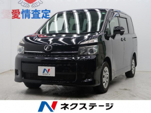 トヨタ ヴォクシー X Lエディション 純正ナビ 両側電動 バックカメラ HID Bluetooth