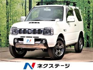 スズキ ジムニー ランドベンチャー 4WD 5速MT ターボ シートヒーター 純正15インチAW レザーシート 電動格納ミラー CDオーディオ ETC