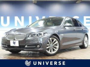 BMW 5シリーズ 523dグレースライン 限定160台 LEDヘッドランプ 衝突軽減ACC ドライビングアシスト 白革シート シートヒーター マルチディスプレイメーター レーンチェンジウォーニング 専用18インチAW